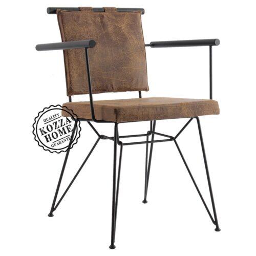 Penyez Metal Kollu Sandalye