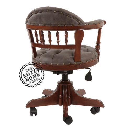Bella Çalışma Sandalyesi Antrazit