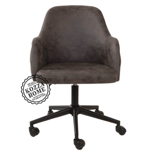 Vista Ral Çalışma Sandalye Gri