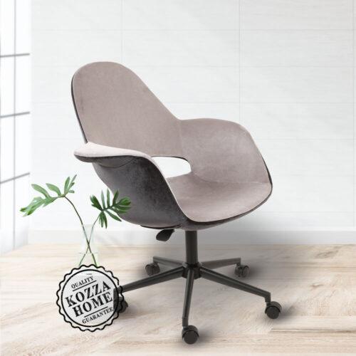 Organic Ral Çalışma Sandalye Gri