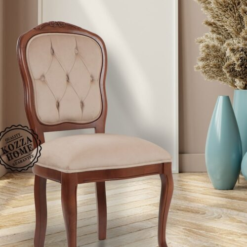 Jersey Sandalye Ceviz