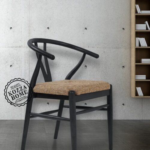 Dublin Sandalye Siyah