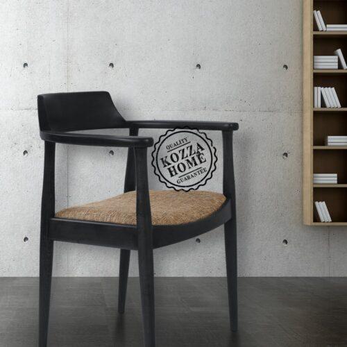 Montana Sandalye Siyah