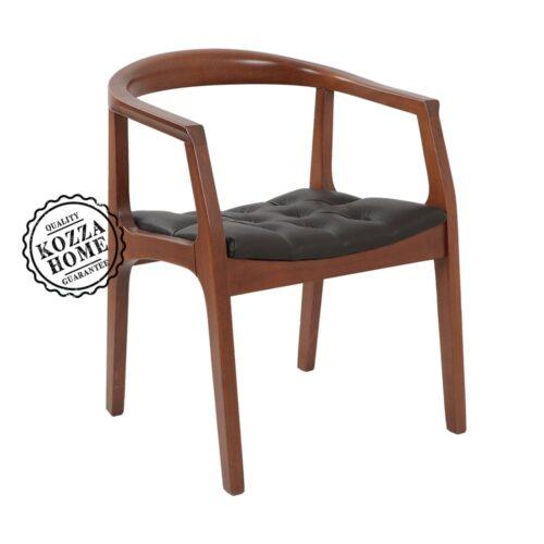 York Sandalye Ceviz