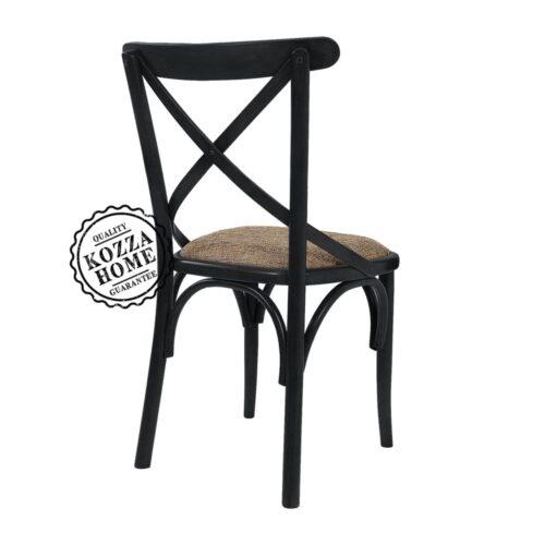 Thonet Sandalye Siyah