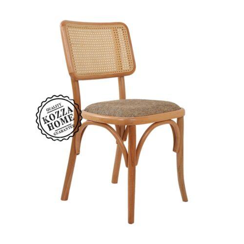 Scala Hazeranlı Sandalye Naturel