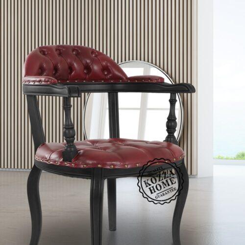 Bella Sandalye Siyah