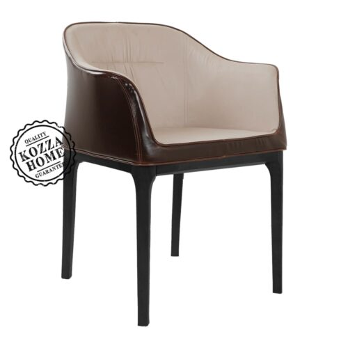 Truva Sandalye Siyah