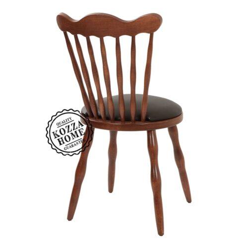 Texas Sandalye Ceviz