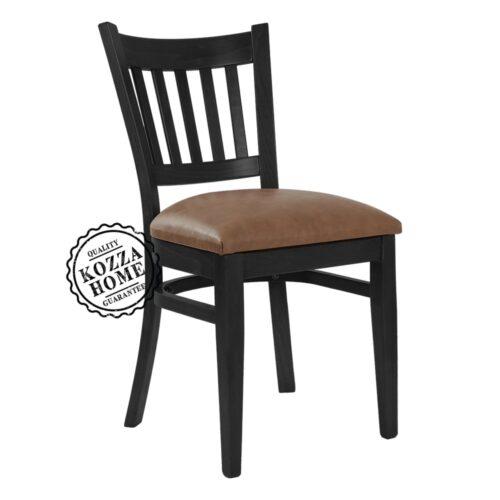 Hooters Sandalye Siyah
