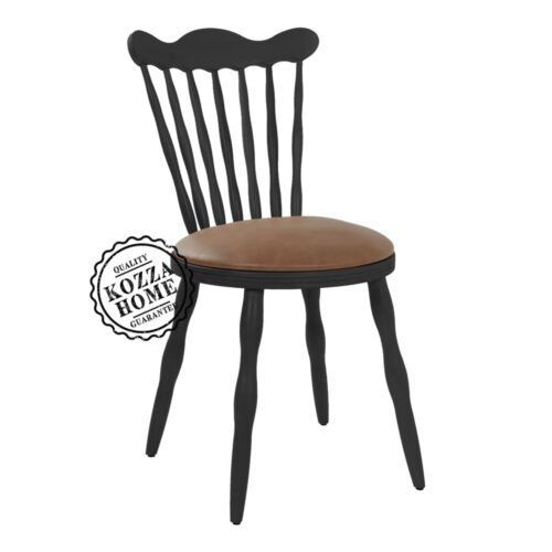 Texas Sandalye Siyah